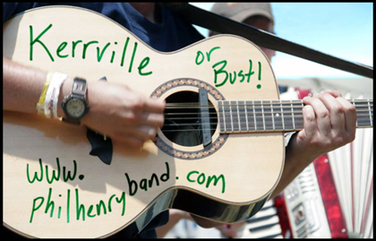 Kerrville or Bust!